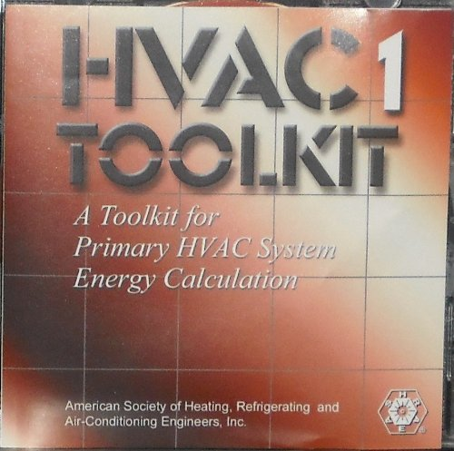 9781883413736: HVAC 1 Toolkit: A Toolkit for Primary HVAC System Energy Calculation