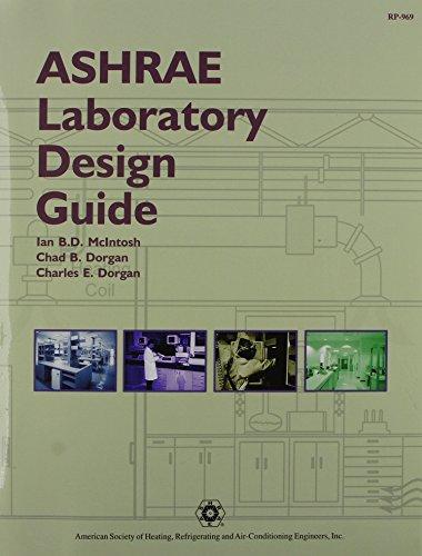 9781883413972: ASHRAE Laboratory Design Guide