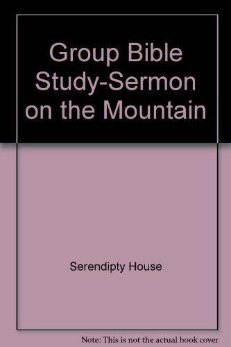 9781883419141: Group Bible Study-Sermon on the Mountain