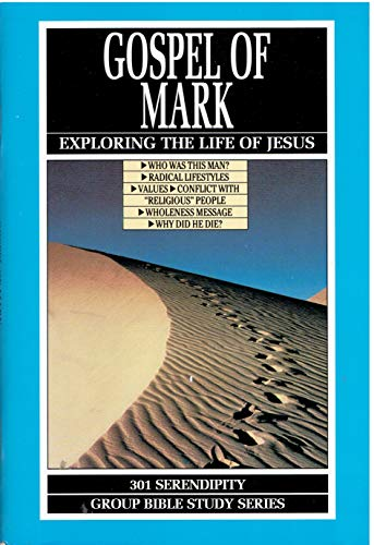 9781883419172: Group Bible Study-Mark