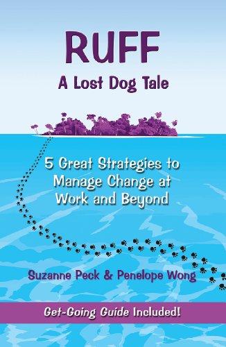 9781883423223: RUFF: A Lost Dog Tale