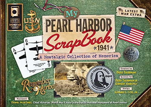 9781883443078: My Pearl Harbor Scrapbook 1941: A Nostalgic Collection of Memories