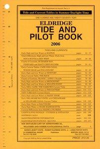 9781883465131: Eldridge Tide and Pilot Book 2007