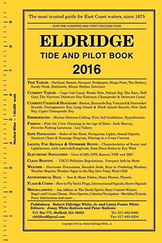 9781883465223: Eldridge Tide & Pilot Book 2016