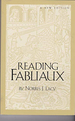 9781883479244: Reading Fabliaux (English and French Edition)