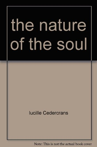 9781883493011: the nature of the soul