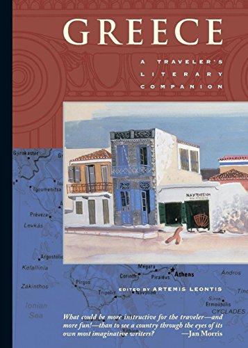 9781883513047: Greece: A Traveler's Literary Companion (Traveler's Literary Companions)