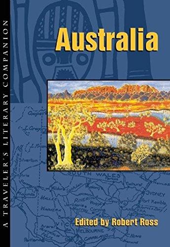 9781883513054: Australia: A Traveler's Literary Companion (Traveler's Literary Companions)
