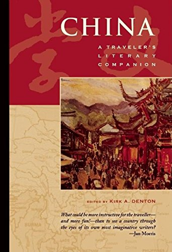 China: A Traveler's Literary Companion (Traveler's Literary Companions)