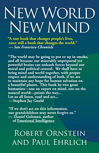 9781883536244: New World New Mind: Moving Toward Conscious Evolution