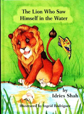 9781883536251: The Lion Who Saw Himself in the Water