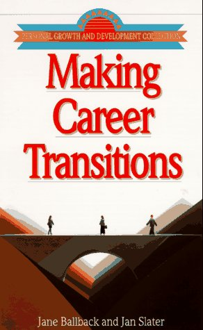 9781883553791: Making Career Transitions (Personal Growth and Development Collection)