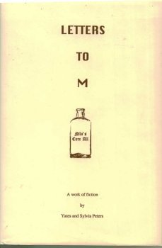 9781883570293: Letters To M