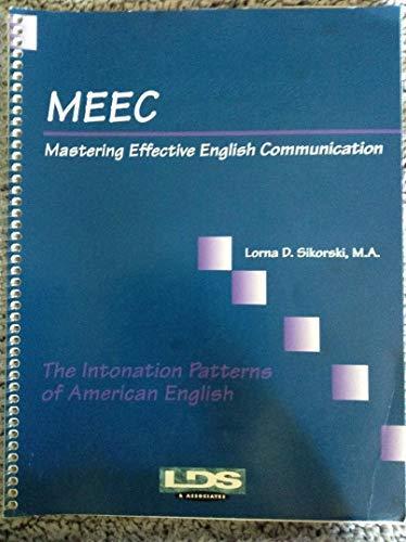 Mastering Effective English Communication : The Intonation: Lorna D. Sikorski