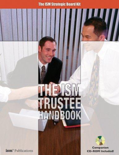 9781883627010: The ISM Trustee Handbook