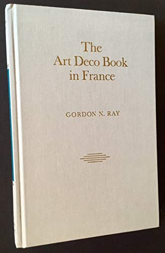 9781883631123: The Art Deco Book in France (Occasional Publications)