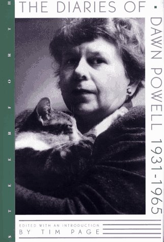 The Diaries of Dawn Powell 1931-1965: Page, Tim (editor)