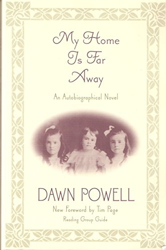 My Home Is Far Away: An Autobiographical: Powell, Dawn