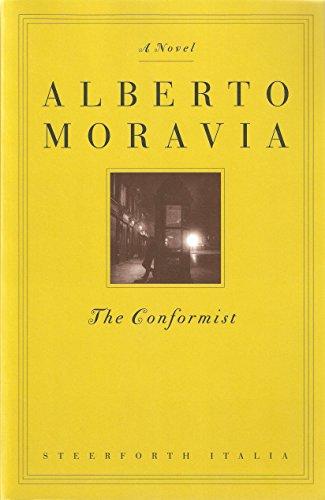 The Conformist: Moravia, Alberto