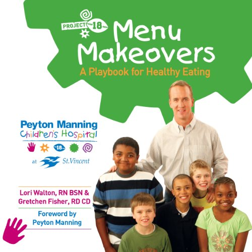 9781883651381: Menu Makeovers - A Playbook for Healthy Eating