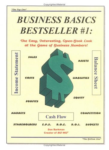9781883655150: Business Basics Bestseller 1: The Easy, Interesting, Open-book Look at the Game of Business Numbers! 2nd Edition
