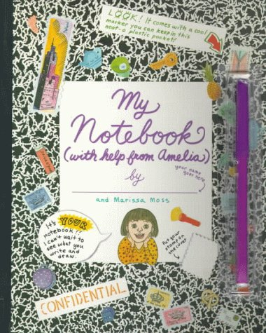 9781883672478: My Notebook (with Help from Amelia)
