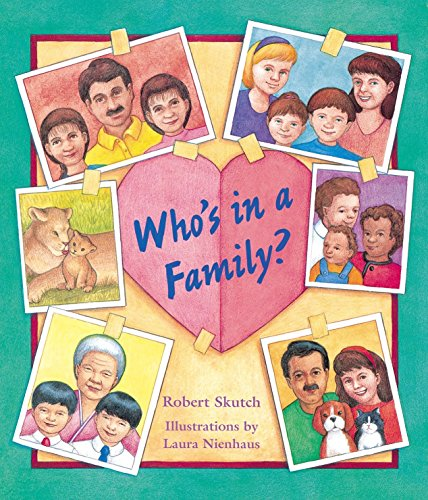 9781883672669: Who's In A Family