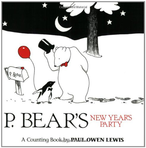 9781883672997: P. Bear's New Year's Party: A Counting Book