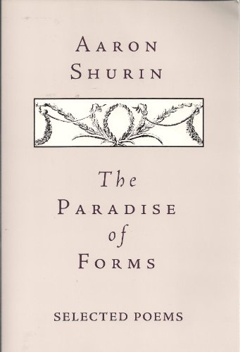 9781883689810: The Paradise of Forms: Selected Poems