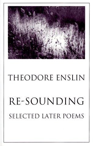 RE-SOUNDING Selected Later Poems