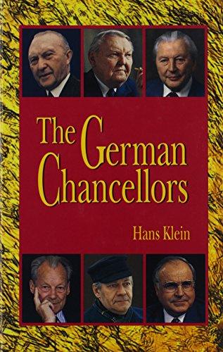 9781883695057: The German Chancellors