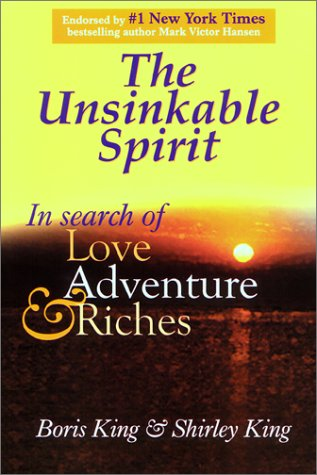 The Unsinkable Spirit (1883697638) by Boris King; Shirley King