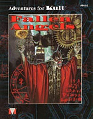 Fallen Angels Limited Edition (Kult (Metropolis)): Gunilla Jonsson, Michael Petersen