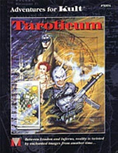 Taroticum: Where London meets inferno (Adventures for Kult): Jonsson, Gunilla