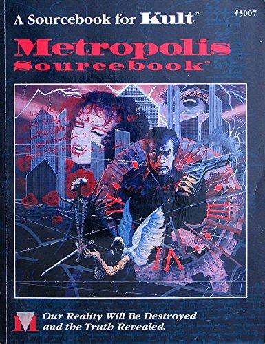 9781883716073: Metropolis Sourcebook (Kult)