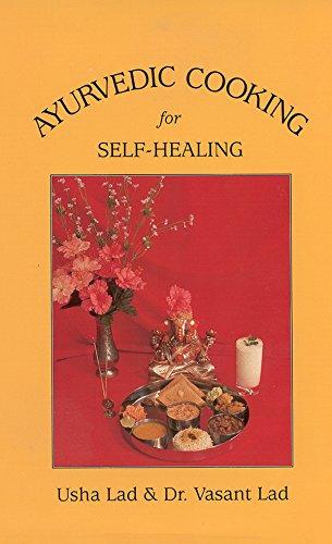 9781883725006: Ayurvedic Cooking for Self Healing
