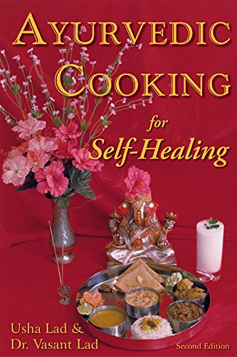9781883725051: Ayurvedic Cooking for Self-Healing