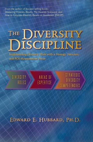9781883733278: The Diversity Discipline: Implementing Diversity Work with a Strategy, Structure and ROI Measurement Focus