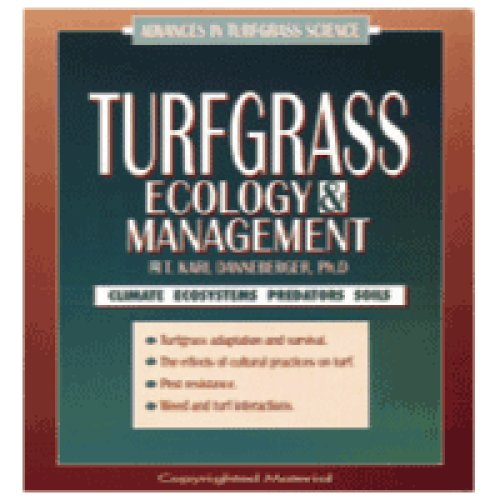 9781883751005: Turfgrass Ecology & Management (Advances in Turfgrass Science)