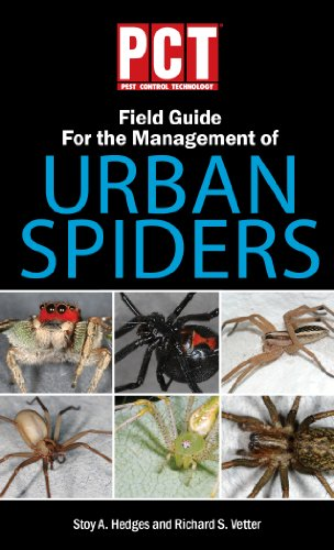 PCT Field Guide for the Management of Urban Spiders