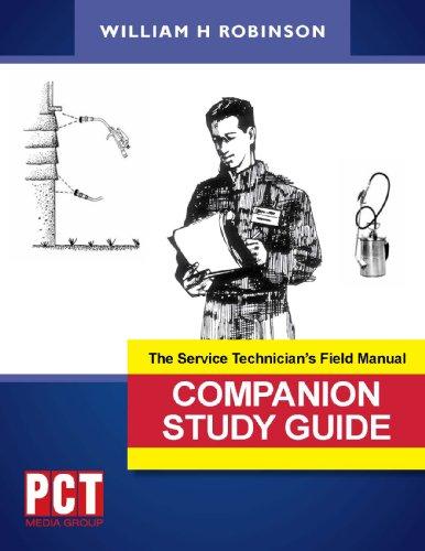 9781883751418: The Service Technician's Field Manual Companion Study Guide