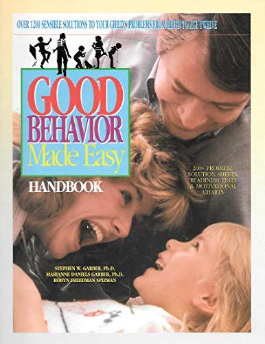 9781883761301: Good Behavior Made Easy Handbook