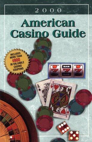 9781883768096: American Casino Guide, 2000 edition (American Casino Guide)