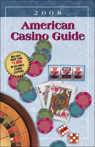 9781883768171: American Casino Guide: 2008 Edition
