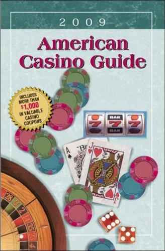 9781883768188: American Casino Guide - 2009 Edition