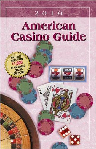 9781883768195: American Casino Guide - 2010 Edition
