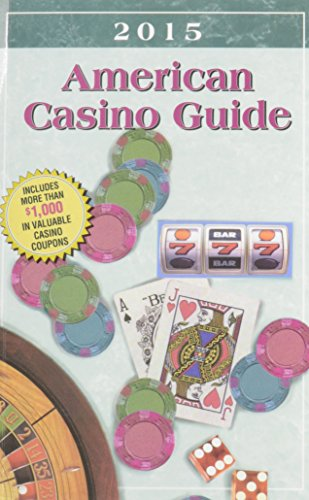 American Casino Guide 2015 edition