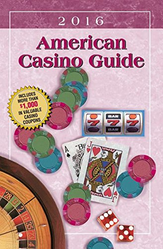 9781883768256: American Casino Guide 2016 Edition