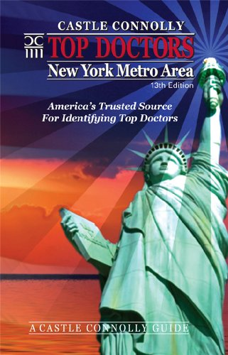 9781883769710: Top Doctors: New York Metro Area- 13th Edition: America's Trusted Source For Identifying Top Doctors