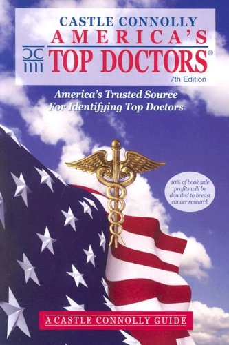 9781883769796: America's Top Doctors 7th Edition (America's Top Doctors)